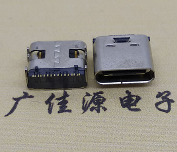 TYPE C母座及USB3.1连接器的联系