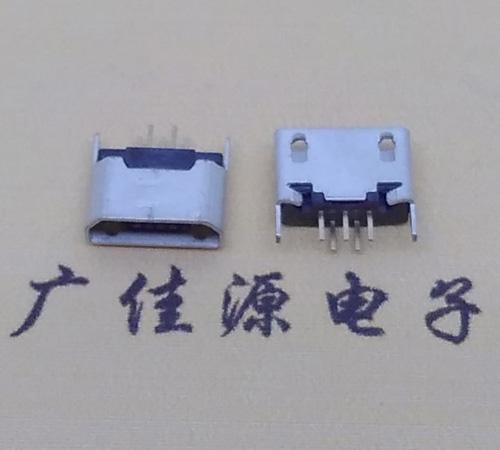 立式micro母座