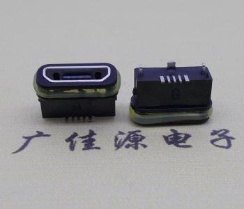 汕尾micro立式插贴防水母座
