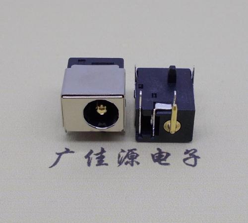 DC插座-044F-2.0针-2.5针镀金-3A-5A大电流