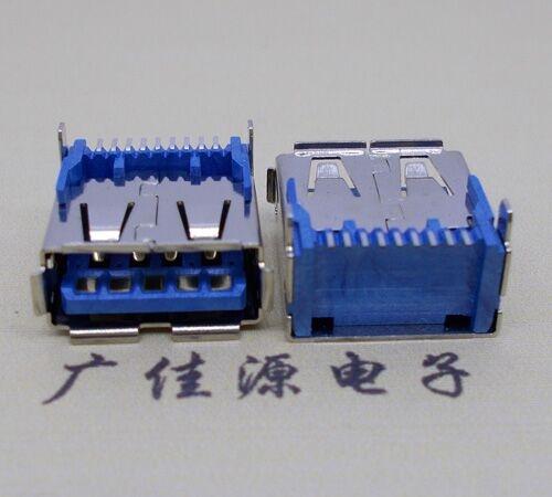 广州usb3.0插板母座