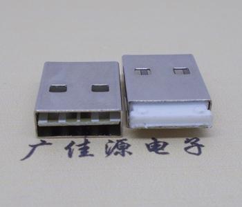 USB接口A/M焊线双面插公头