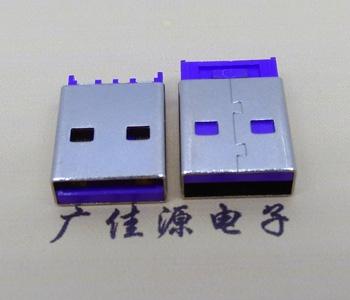 USB AM 公头5pin快充大电流