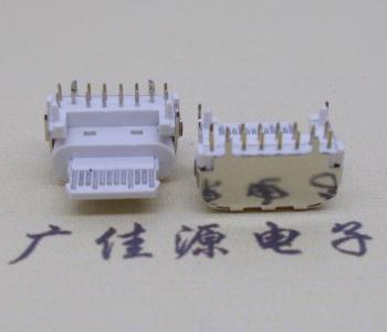 USB3.1Typec16p加高苹果母座