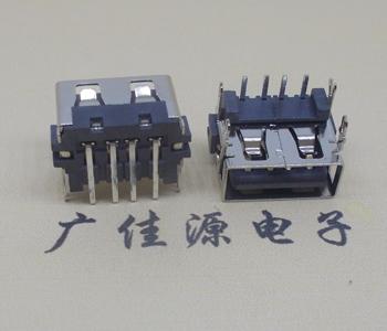 USB短体加高7.8母座.