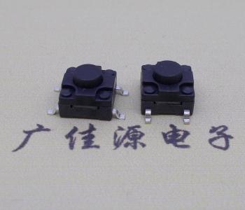 高品质防水 按键开关 6x6x5 防水贴片开关尺寸