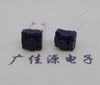 防水按键|6乘6乘5|中二脚插件DIP|轻触开关