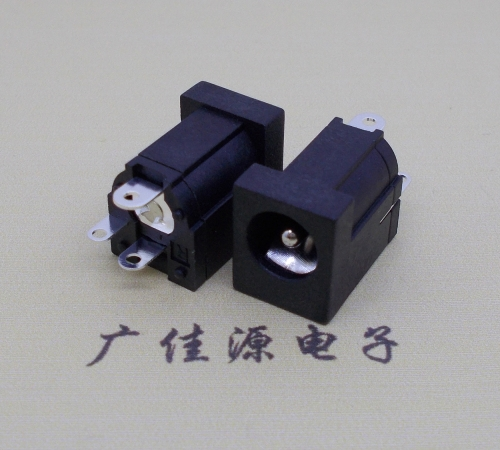 DC-012插座 针直径2.5圆孔3A/5A大电流