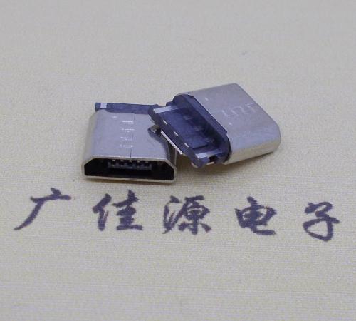 焊线式micro2p母座