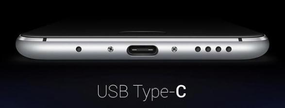 手机采用usb type-c接口的设计,它究竟有啥好处呢